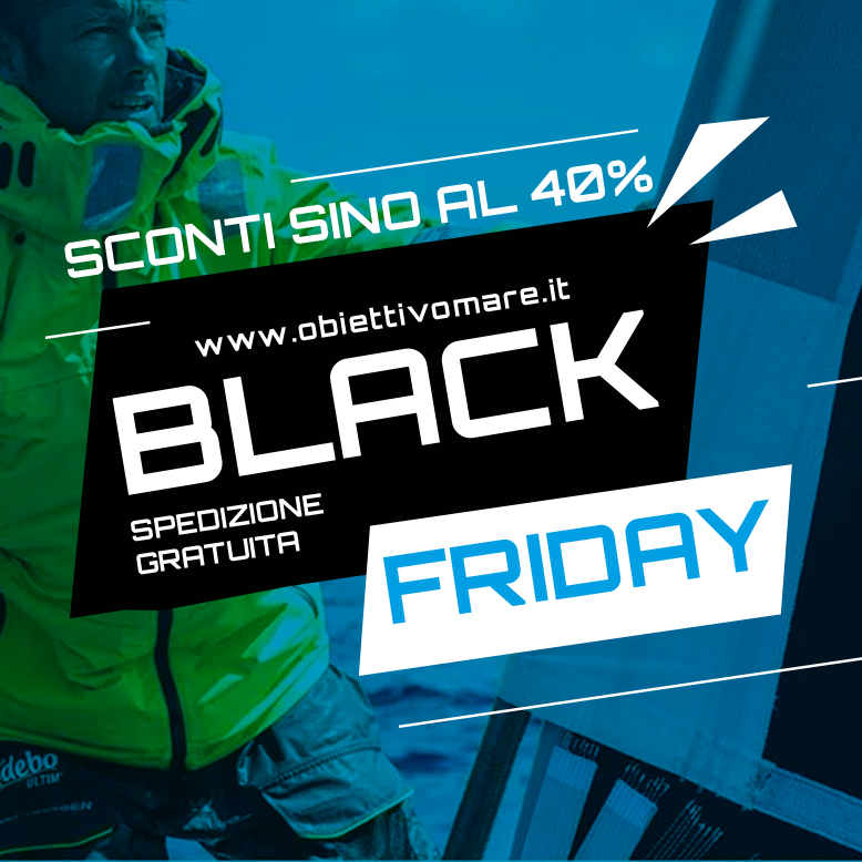 Black Friday 2020 Obiettivo Mare